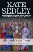 The Midsummer Crown: A Roger the Chapman Medieval Mystery 20