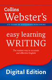 Writing (Collins Webster's Easy Learning)
