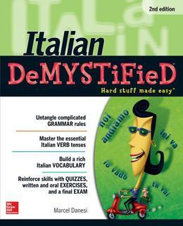 Italian DeMYSTiFieD, Second Edition