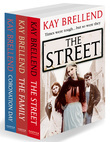 Kay Brellend 3-Book Collection: The Street, The Family, Coronation Day