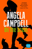 On the Scent: A laugh out loud pet detective rom com! (The Psychic Detective, Book 1)
