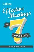 Effective Meetings in 7 simple steps