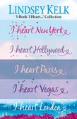 Lindsey Kelk 5-Book 'I Heart...' Collection