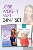 Drop a Size in Two Weeks Flat! plus Collins GEM Calorie Counter Set