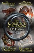 The Complete Zimiamvia (Zimiamvia)