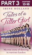 Tales of a Tiller Girl Part 3 of 3