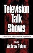 Television Talk Shows