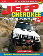 Jeep Cherokee XJ Performance Upgrades: 1984-2001