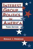 Interest Group Politics in America