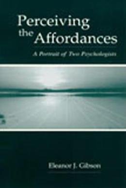 Perceiving the Affordances