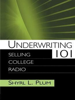 Underwriting 101: Selling College Radio