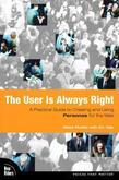 The User Is Always Right: A Practical Guide to Creating and Using Personas for the Web, Adobe Reader
