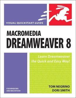 Macromedia Dreamweaver 8 for Windows and Macintosh: Visual QuickStart Guide, Adobe Reader