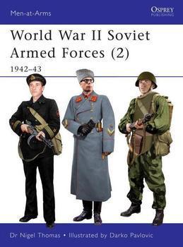 World War II Soviet Armed Forces (2): 1942#43