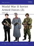 World War II Soviet Armed Forces (2): 1942#43