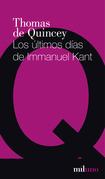 Los últimos días de Inmanuel Kant