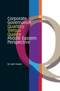 Corporate Governance - Quantity Versus Quality - Middle Eastern Perspective
