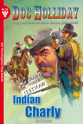 Doc Holliday 26 – Western