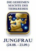 Die geheimen Mächte des Tierkreises - Die Jungfrau