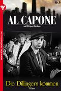Al Capone 9 - Kriminalroman