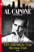 Al Capone 5 - Kriminalroman