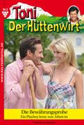 Toni der Hüttenwirt 3 - Heimatroman