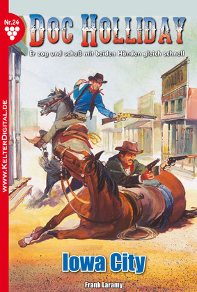 Doc Holliday 24 – Western