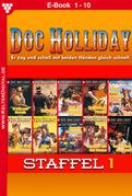 Doc Holliday Staffel 1 – Western