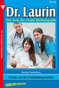 Dr. Laurin 18 - Arztroman