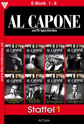 Al Capone Staffel 1 - Kriminalroman