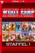 Wyatt Earp Staffel 1 - Western