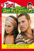 Toni der Hüttenwirt 26 - Heimatroman