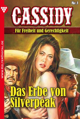 Cassidy 1 - Erotik Western