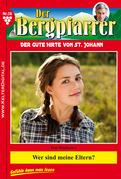 Der Bergpfarrer 38 - Heimatroman