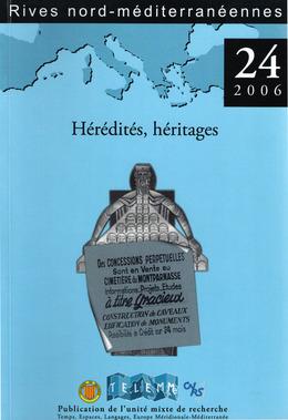 24   2006 - Hérédités, héritages - Rives