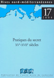 17 | 2004 - Pratiques du secret - Rives