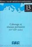 13 | 2003 - Cabotage et réseaux portuaires en Méditerranée