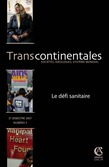 5 | 2007 - Le dfi sanitaire - Transcontinentales