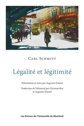 Légalité et légitimité