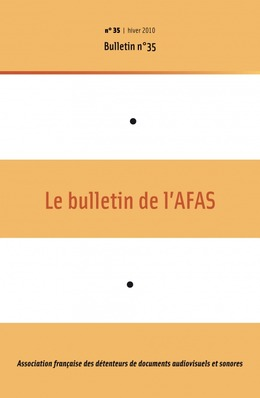 35 | 2010 - Bulletin n35 - AFAS