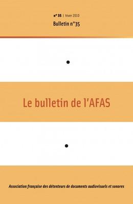 35   2010 - Bulletin n°35 - AFAS