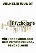 Völkerpsychologie und Entwicklungspsychologie