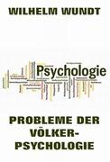Probleme der Völkerpsychologie