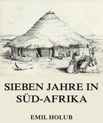 Sieben Jahre in Süd-Afrika, Erster Band