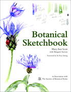 Mary Ann Scott - Botanical Sketchbook: Drawing, painting and illustration for botanical artists