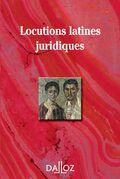 Locutions latines juridiques