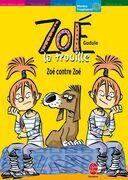 Zoé la trouille - Tome 5 - Zoé contre Zo