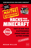 """Hacks pour jouer à Minecraft """"Maître bâtisseur"""""""