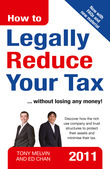 How to Legally Reduce Your Tax 2011 edition