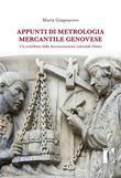 Appunti di metrologia commerciale genovese: un contributo della documentazione aziendale Datini